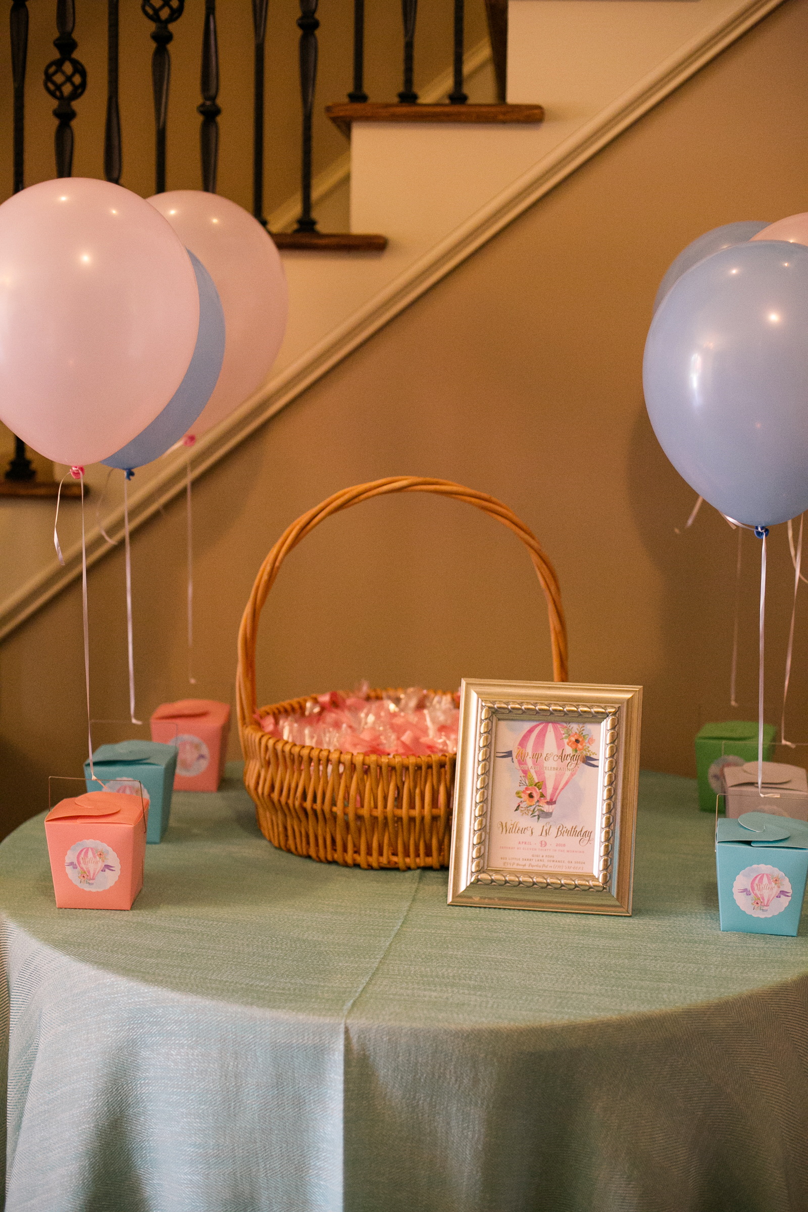 First Birthday Party Event Planning Birthday Party
